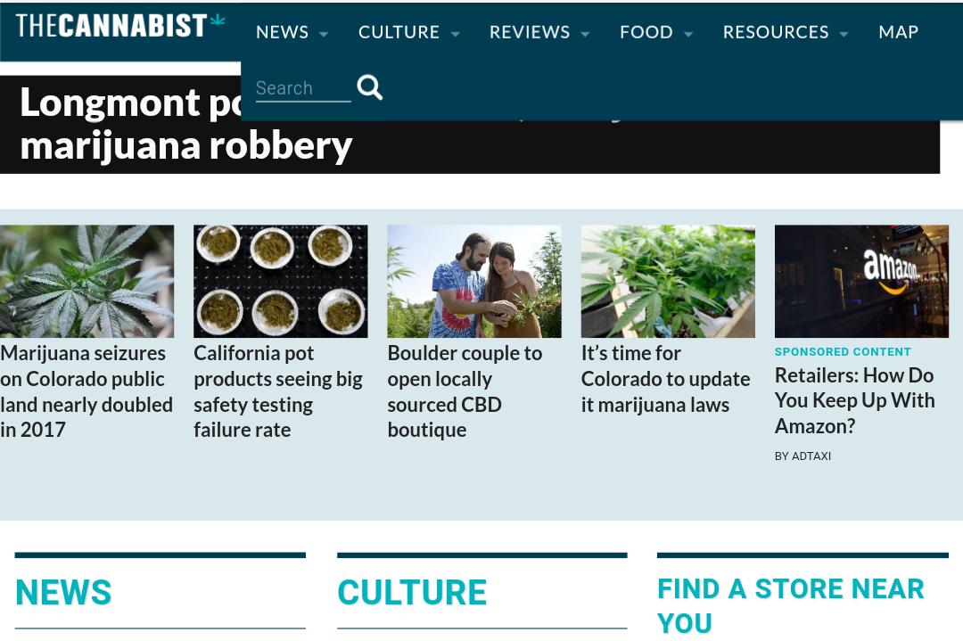 The Cannabist