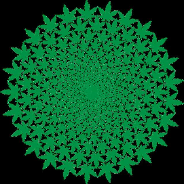 Weed circle